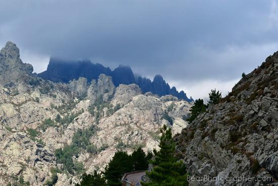 Corsica  -  mountain hiking - BearPhotographer outdoor musclebear photography